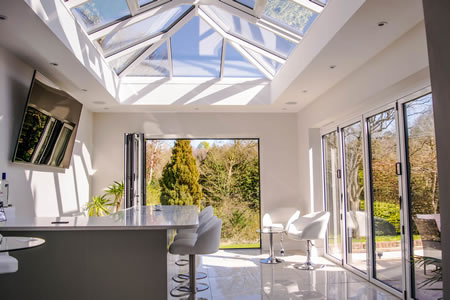 GHI Conservatories - Weybridge Branch in the Town Centre