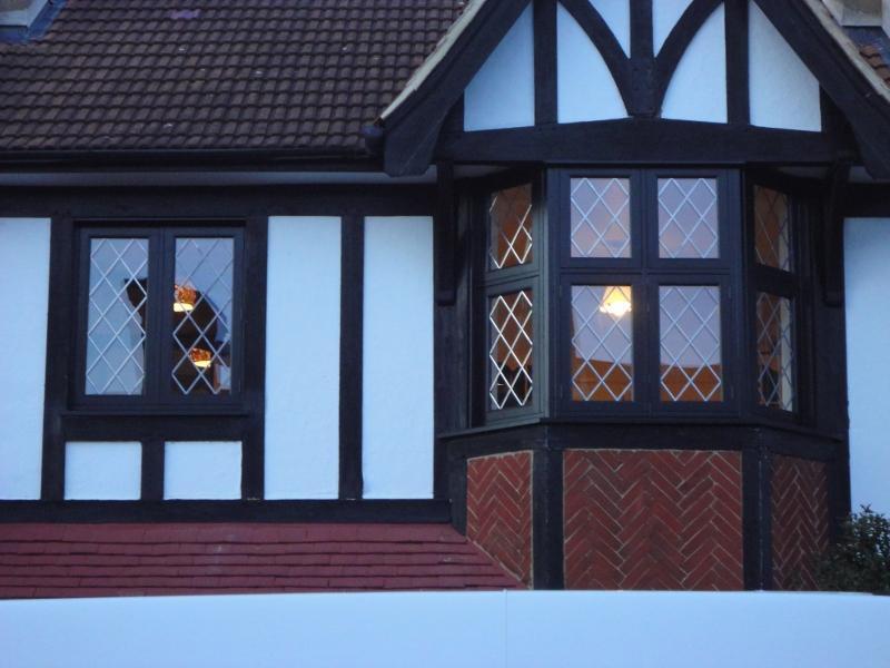 Double Galzed Traditional Timber Windows by GHI Weybridge Surrey