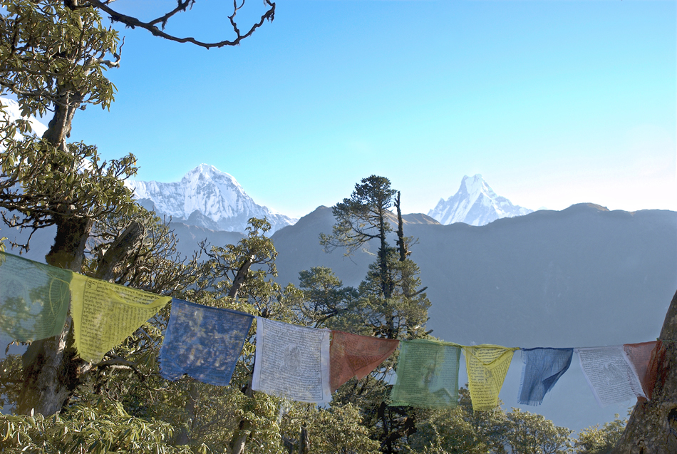 Nepal Trek opportunity to Fundraise for Woking & Sam Beare Hospices