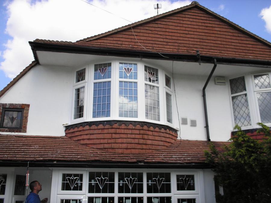 PVCu Double Glazing - Windows by GHI Weybridge Surrey