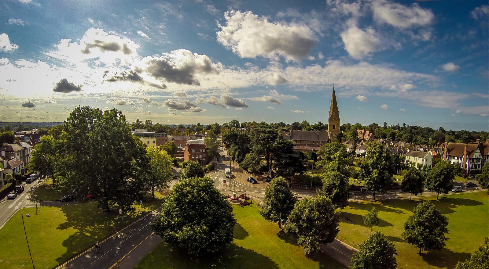 Christ Church, Esher Surrey