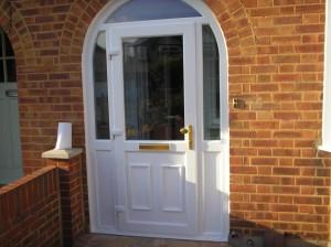 Porch Supplied & Installed by GHI Windows of Weybridge Surrey