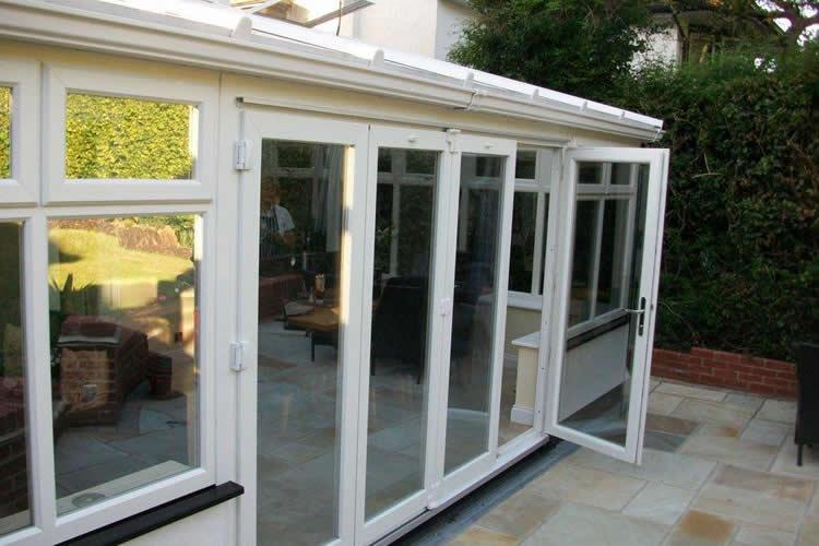 Double Glazed Patio Doors by GHI Weybridge Surrey