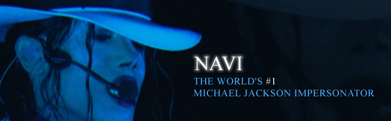 The King Of Pop - Michael Jackson Impersonator Navi in show at Guildford with Full Live Band & Dancers