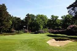 New Zealand Golf Club Woodham Woking Surrey