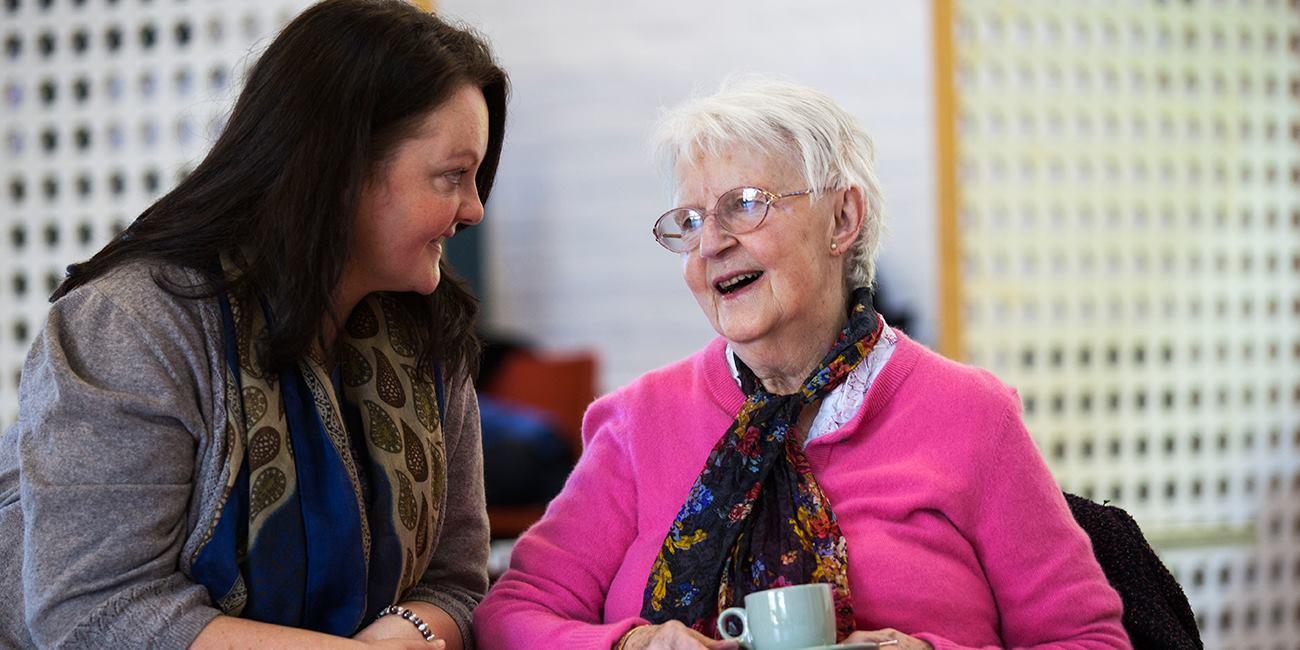 Dementia Friendly Weybridge - Training by Alzheimer's Society