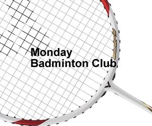 Hinchley Wood Badminton Club Surrey - Mondays