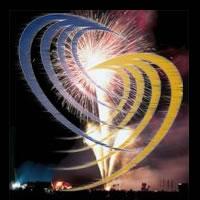 Cleves School PTA Fireworks Display Oatlands Weybridge