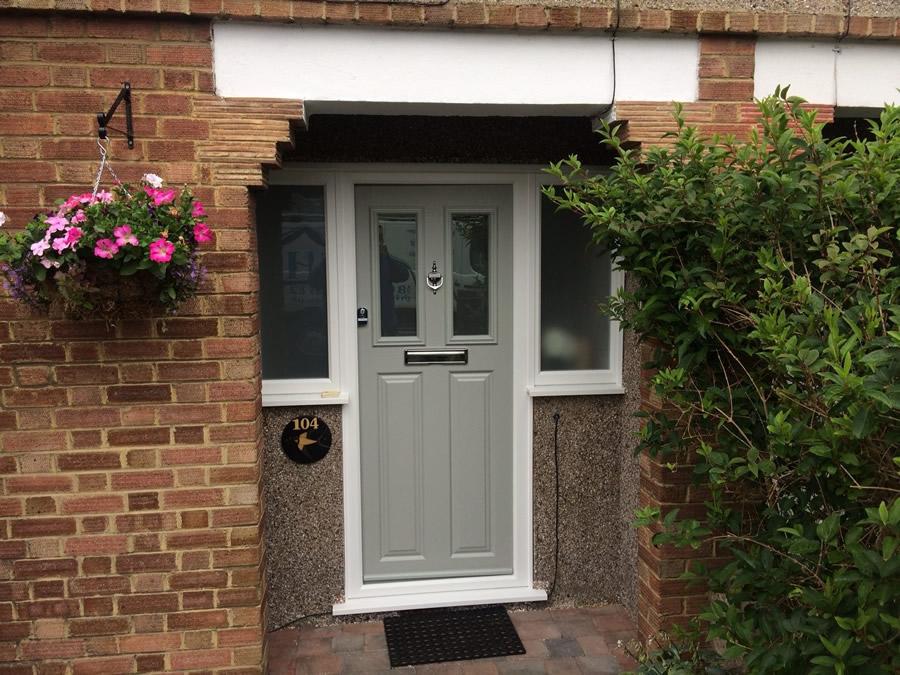 Double Glazed or Traditional Glazed Doors by GHI Weybridge Surrey