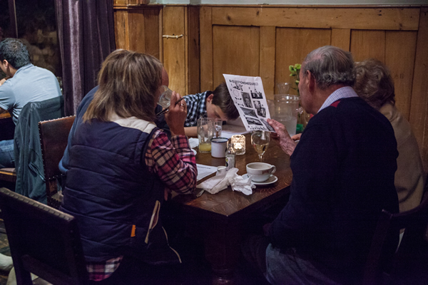 Quiz Team at Alexander Pub Oatlands Village Weybridge Elmbridge