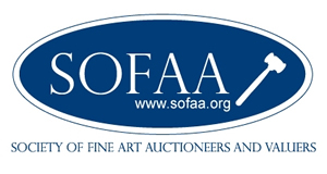 Members of the Society of Fine Art Auctioneers & Valuers