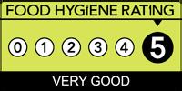 Meejana Lebanese Restaurant Weybridge & London - 5 Star Hygeine Rating