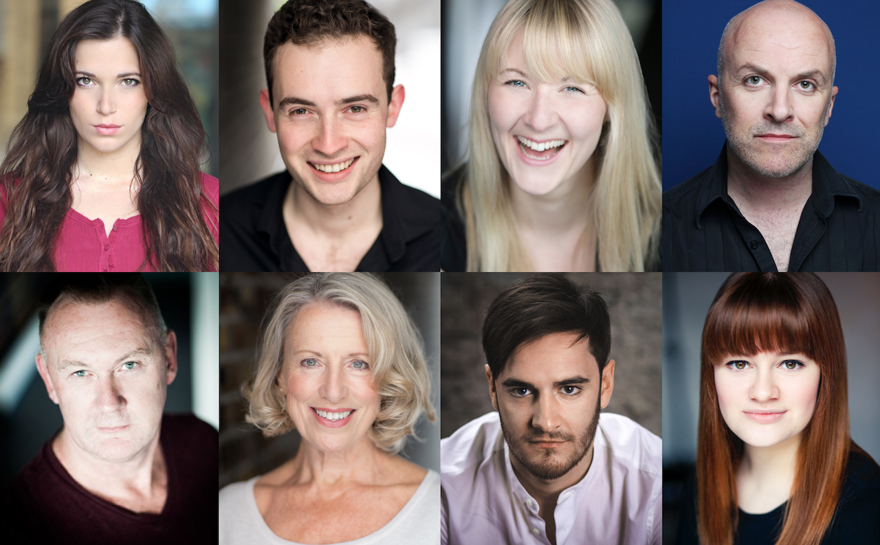 The Robin's Wood Guildford panto cast includes: Matt Sparkes, Scarlett Smith, Ian Renshaw, Leanne Howell, Christopher Lyne, Rebecca Withers, Hilary Harwood and Max Hooper
