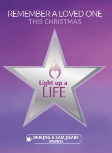 Remember a loved one this Christmas with Woking & Sam Beare Hospices - Services in Weybridge, Woking & Egham