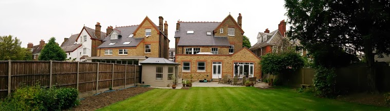 Extension & refurbishment to Wimbledon London House