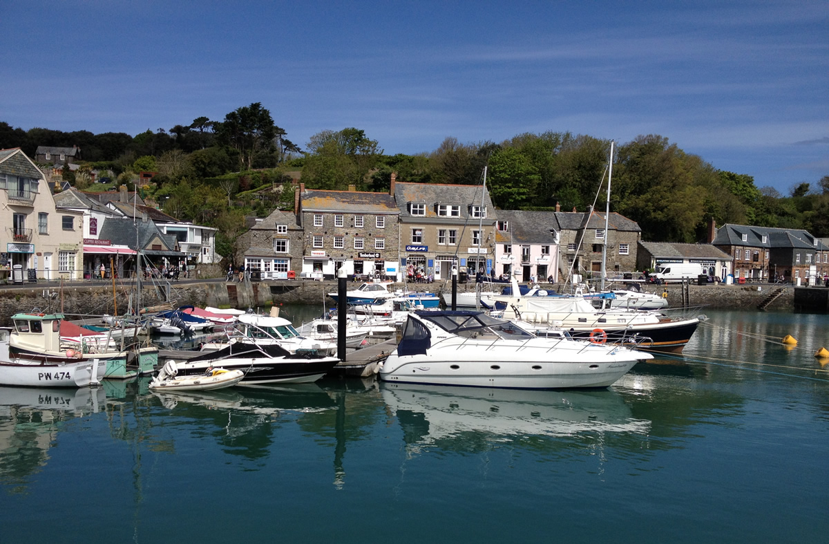 Padstow Cornwall - Great Holiday destination with great local beaches and food