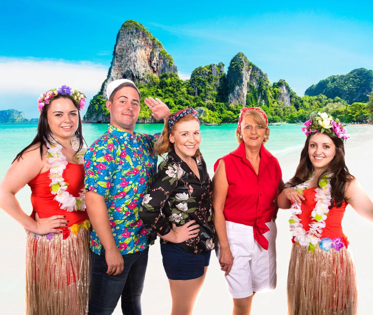 Walton & Weybridge Amateur Operatic Society Presents Rodgers and Hammerstein's South Pacific at Cecil Hepworth Playhouse