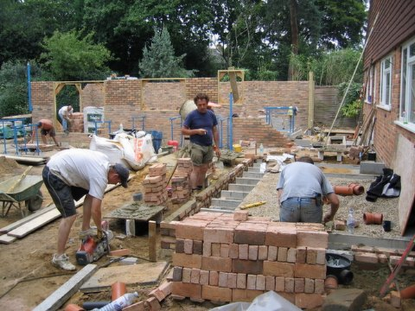 Loft conversion in Cobham Surrey by Weybridge Builders Wye Construction Services Ltd