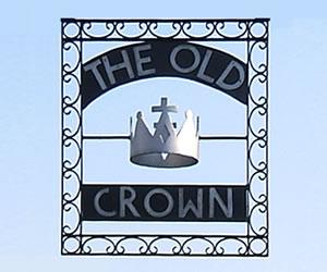 The Old Crown Pub Thames Street Weybridge Surrey