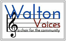 Walton Voices Choir rehearse every Wednesday in Grovelands School in Walton on Thames