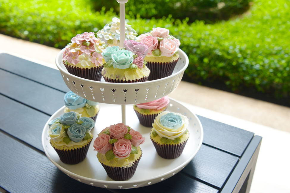 Cup Cakes - Weybridge Surrey Baking Competition for Adults & Children