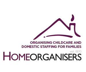 HomeOrganisers, based in Weybridge Surrey are Specialist Childcare & Household Staff Recruiters for Private Families