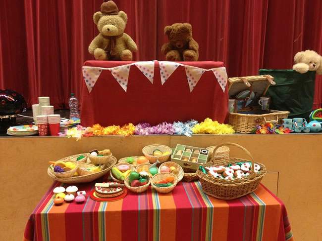 Baby Sensory birthday parties - Cakes food fun play & activities for child's party
