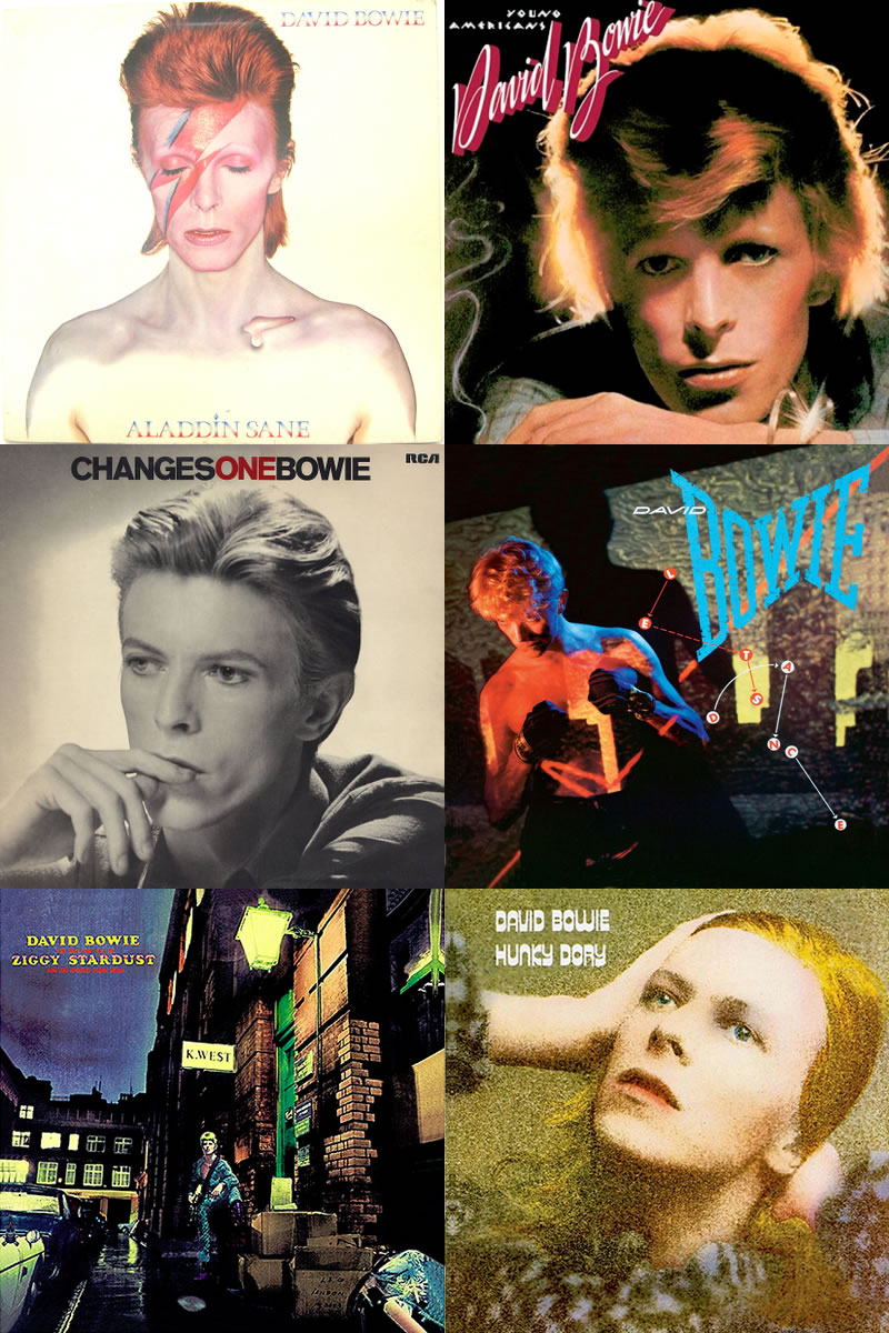 David Bowie Tribute Night at Red Bar & Restaurant Queens Road Weybridge Surrey