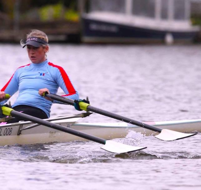 Friendly Ladies Rowing Club in Weybridge Surrey Welcomes New Members