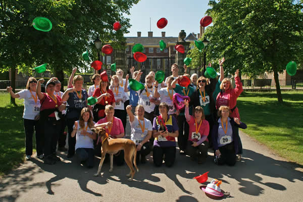 Sunrise Walk at Ham House Richmond - Shooting Star Chase Hospices Supporting bereaved families
