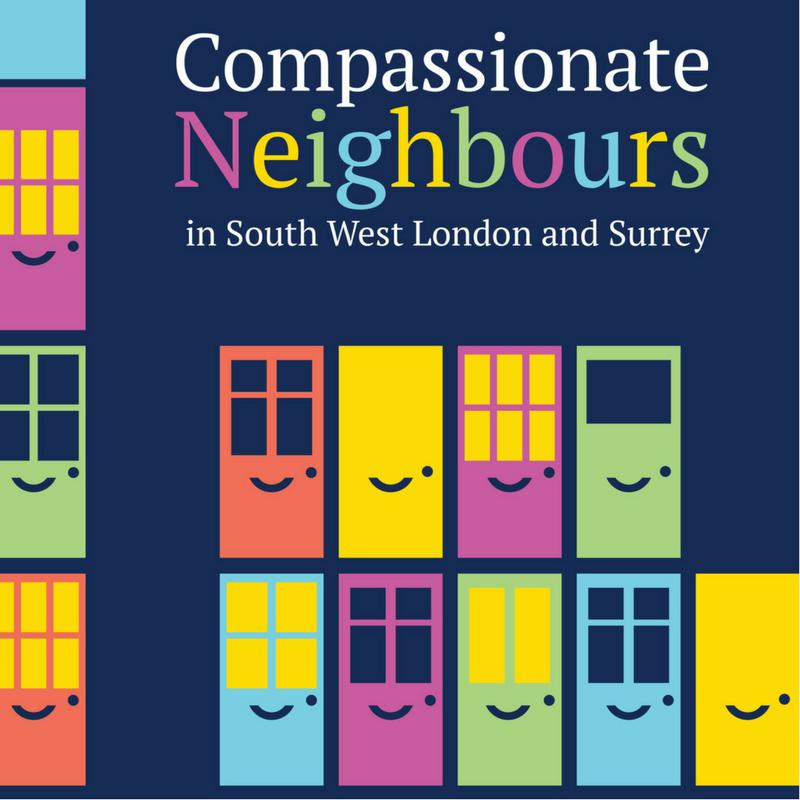 Compassionate Neighbours - Princess Alice Hospice West End Esher