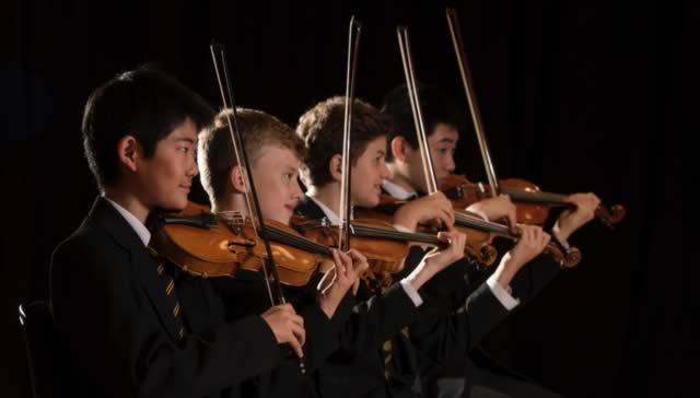 Music on The Green Esher Concert – Hampton School Showcase