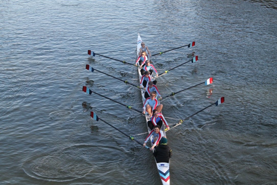 Would You Like To Have A Go At Rowing? TRY Days At Weybridge Ladies Amateur Rowing Club
