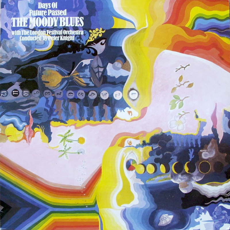 The Moody Blues - Previously Based At Cobham Celebrate 50th Anniversary Of Their Album Days Of Future Passed