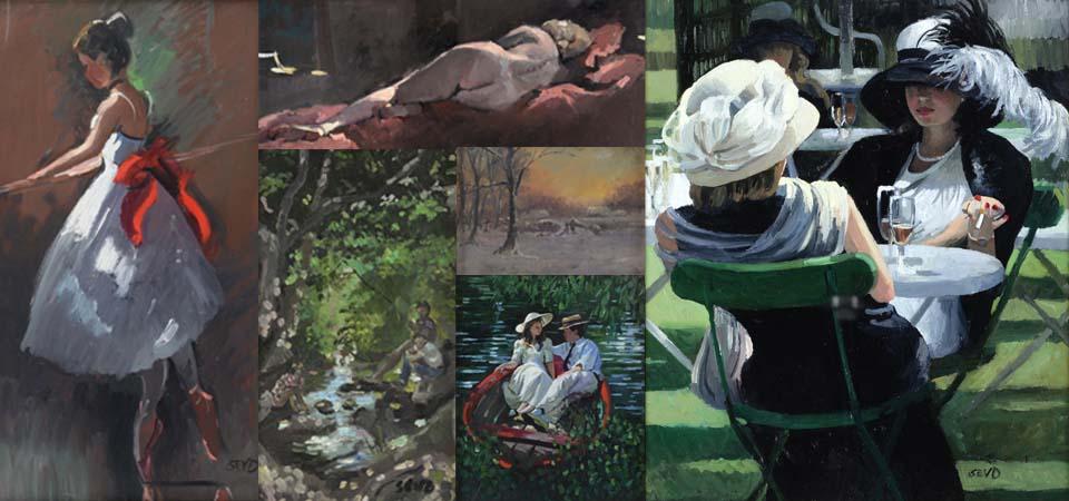Fine Art & Antiques Auction in Send Woking Surrey
