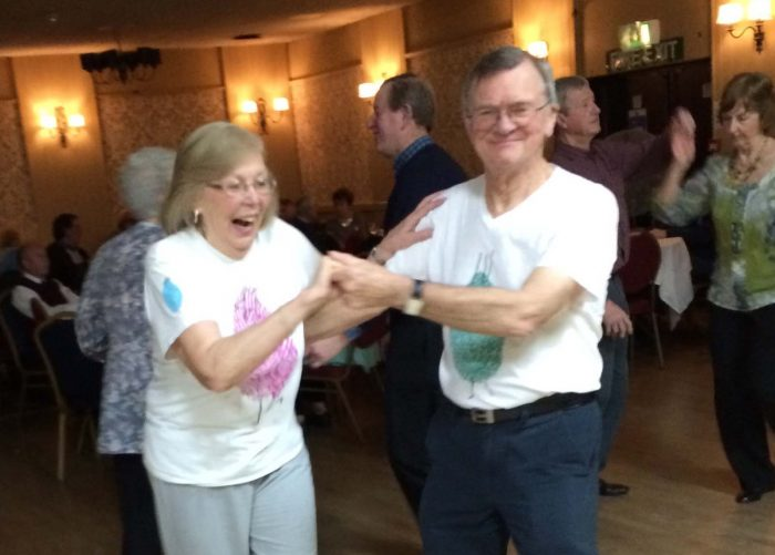 Lunchtime Jazz & dancing at Winning Post Twickenham for Shooting Star Chase Children's Hospices