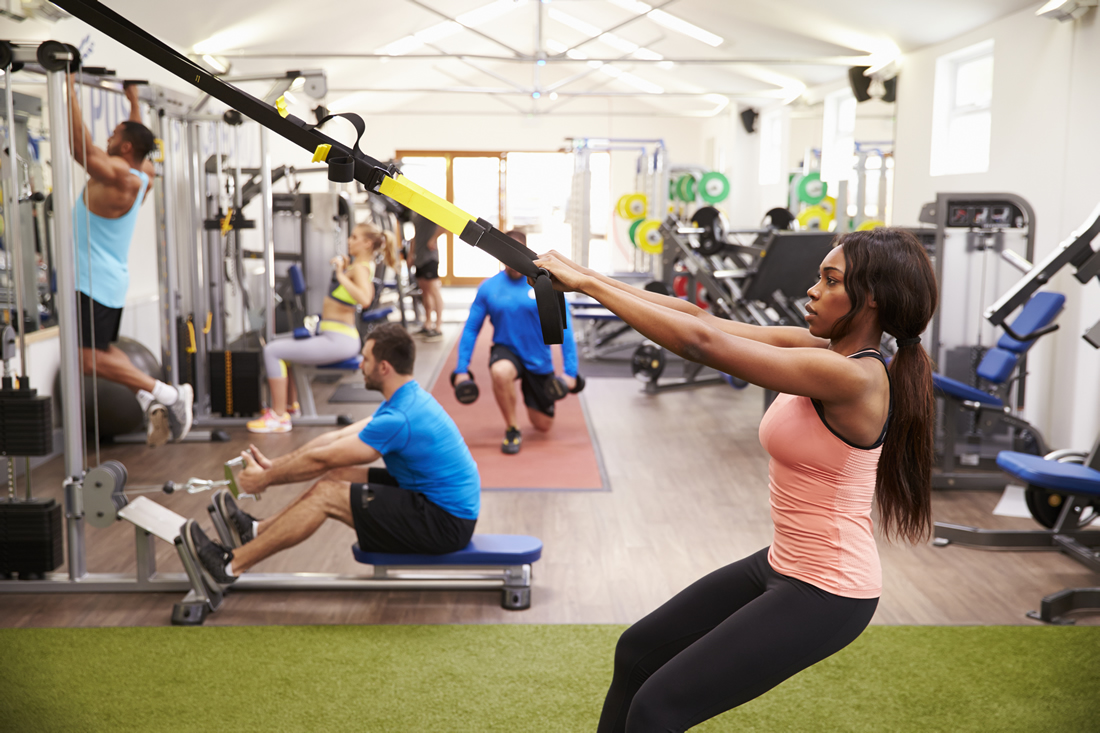 Gym at Silvermere Strength & Fitness