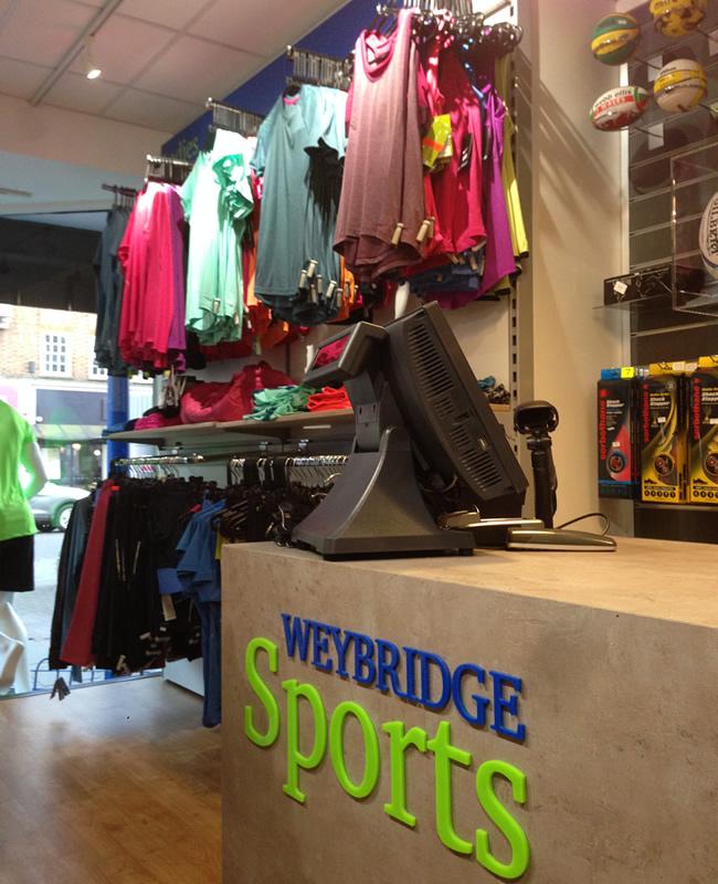 Weybridge Sports Shop