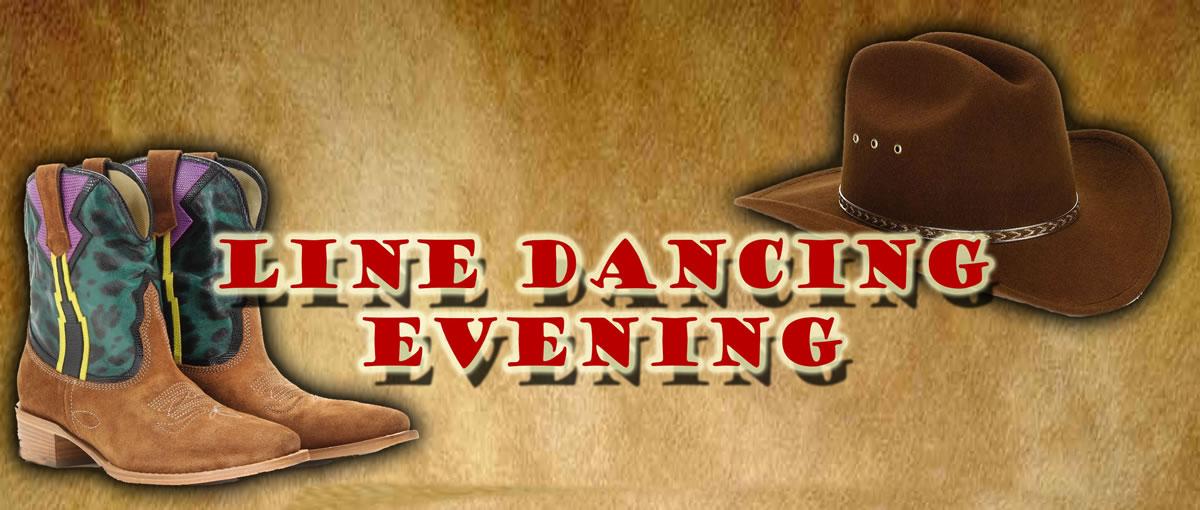 Big Line Dancing Event in Weybridge, Fundraising for Woking & Sam Beare Hospice