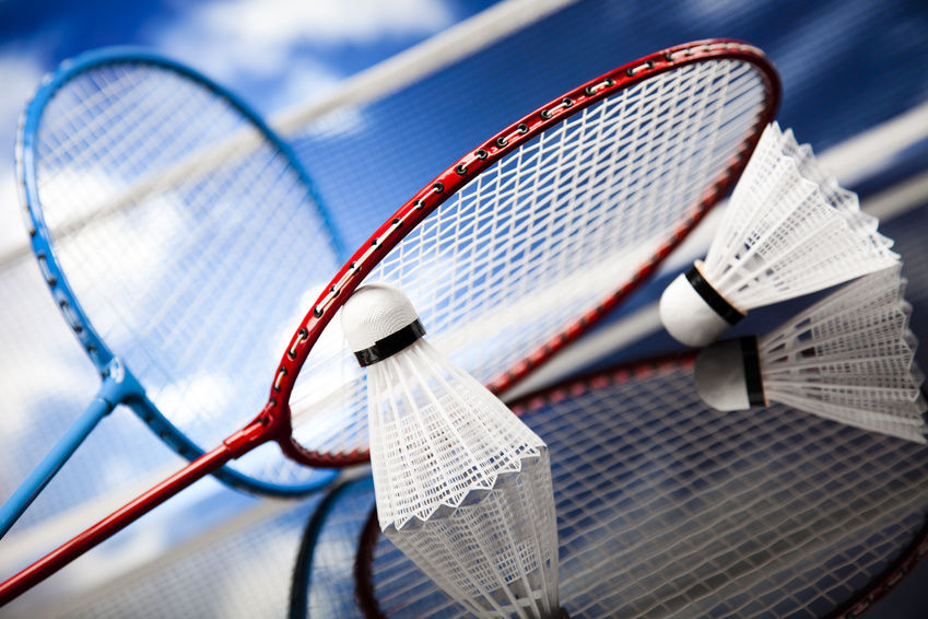 Hinchley Wood Badminton Club at Hinchley Wood Secondary School Elmbridge