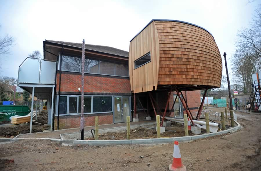 New State Of The Art 20 Bedroom Hospice - Goldsworth Park Woking