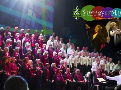 Elmbridge Mixed Voice Choir based in Cobham - part of Surrey Music