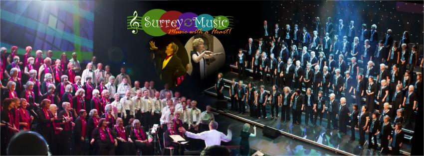 Elmbridge Mixed & Ladies Choirs based in Cobham - part of Surrey Music