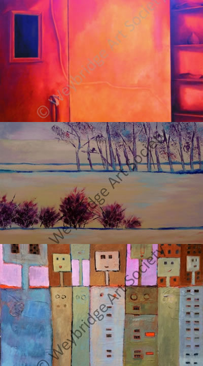Weybridge Art Society Exhibition & Sale of Works