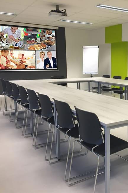 Weybridge Town Business Group Meeting at Waitrose Supermarket - Great Weybridge Bake Off with Ruth Langsford