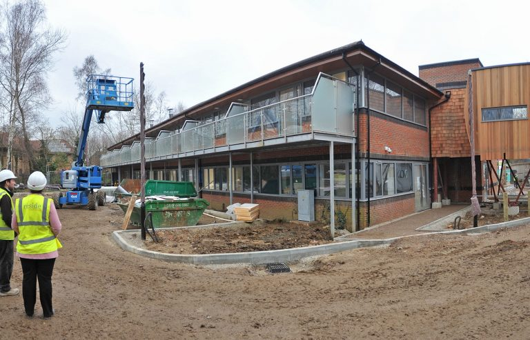 Public Invited To Open Days To View New Woking & Sam Beare Hospice 20 Bedroom Centre