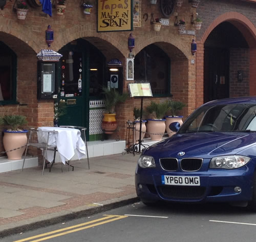 Parking Project - Weybridge Town Business Group in association with Weybridge Society