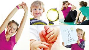 Toddler Language Classes, Baby Signing, Mum Pilates 7 Fitmess Classes - Busy Lizzy Family Club Weybridge Cobham & Walton on Thames Surrey