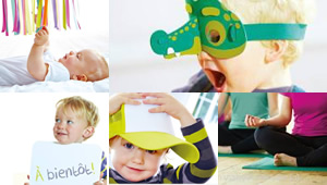 Baby play, toddler French lessons, Yoga for Mums - Family Club in Weybridge Cobham & Walton-on-Thames