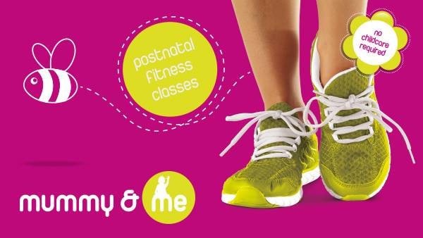 Postnatal Fitness Classes in Weybridge Cobham & Walton Elmbridge